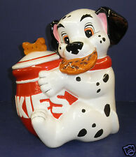 DISNEY'S 101 DALMATIANS COOKIE JAR *NEW IN BOX*