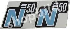 Aufkleber Simson S50 N