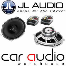 "JL Audio JL C5-570X 5""x7""& 6""x8"" 225 watt 2 Way Car & Van Door Coaxial Speakers"