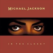 Michael Jackson IN THE CLOSET CD+DVD Single Dual Disc Numbered LIMITED EDITION