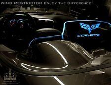 Windrestrictor® brand Windscreen Wind Deflector for Corvette C6 Windstop RARE