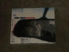 Mike Stern These Times Japan CD Dennis Chambers Vinnie Colaiuta Richard Bona