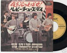 "ROLLING STONES ""RUBY TUESDAY"" JAPAN 1967"