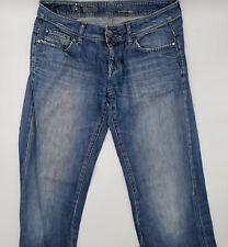 G-Star New Reese Loose WMN 60280 W29 L32 blau Damen Designer Denim Jeans Hose