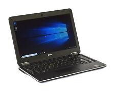 """Dell Latitude E7240 Laptop Core i5-4200U 8GB RAM 128GB SSD 12.5"""" Windows 10 Home"""