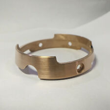 Solid Bronze Shroud Protection Ring for Seiko SBBN015, SBBN017 Aftermarket mod