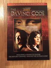 The Da Vinci Code - Drama/Thriller, 3-Disc Widescreen Deluxe Edition