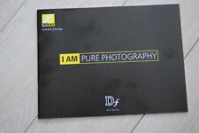 Nikon Df - Prospekt - Katalog ---- Neu - 2014