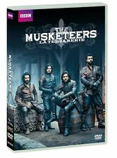 The Musketeers - Stagione 03 (4 Dvd) BBC