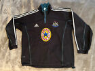 Rare Newcastle United Adidas Late 90's Drill / Training Top - D6 40/42 Chest