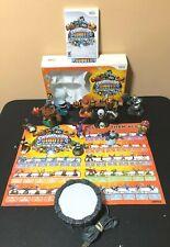 Nintendo Wii Skylanders Giants Lot Bundle- Game w/ Portal & 12 Characters In Box