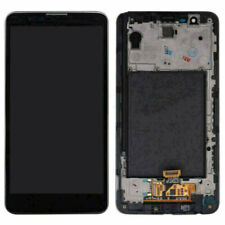 For LG Stylo 2 3 4 3 Plus LCD Digitizer Touch Screen Complete Replacement +Frame