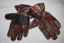 Mens Hunting Gloves OAK TREE EVO CAMO by Huntworth 3M THINSULATE Size XL