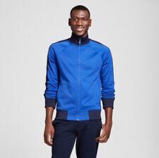0a62aefa3db4 Men s Full Zip Track Jacket - Goodfellow   Co Uniform Blue ...