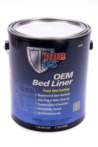 POR-15 OEM Bed Liner Coating Gallon P/N - 49701