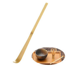 Natural Bamboo Scoop Spoon For Matcha Powder Japanese Tea Ceremony 17cm.