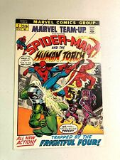MARVEL TEAM-UP #2 SPIDER-AN AND THE HUMAN TORCH HIGH GRADE CGC?