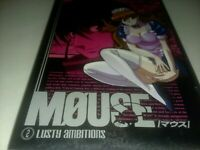 Mouse - Lusty Ambitions [Volume 2] Anime DVD 16+ Color NTSC