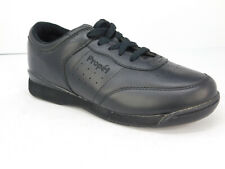 Propet Women's Life Walker Black Walking Shoes Size 9.5 M W3804