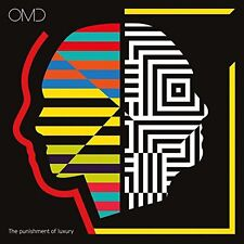 """OMD """"The Punishment Of Luxury"""" CD & DVD (New & Sealed) Out:1st Sept'17"""