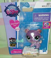 New Peekapoo Cherie Bow-Wow 174 Sweetheart Glitter Littlest Pet Shop in the CIty