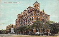Atlanta GA Post Office (Razed 1930) Grady, White Supremacist, Monument 1910 DPO