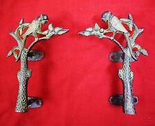 Brass Door Handle Parrot Design Bird Shape Vintage Style Brass Door Pull BM425