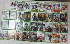 XBOX 360 Games Bundle 35 Games in Total