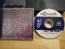 VERY RARE Holly For Kings DEMO CD 2000 hard rock metal UNRELEASED 8 tracks NYC !
