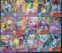 Carte DBZ Dragon Ball Heroes Galaxy Mission Part 7 HG7 #Rare/Regular Set 2013
