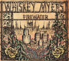 Whiskey Myers - Firewater CD