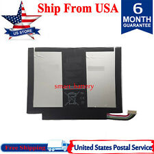 """Replace for Verizon Ellipsis 10 Qtair7 10"""" Tablet McNair Mlp3276120-2P Battery"""