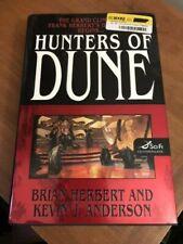 Dune Ser.: Hunters of Dune Kevin J. Anderson & Brian Herbert 2006,HC/DJ FIRST ED