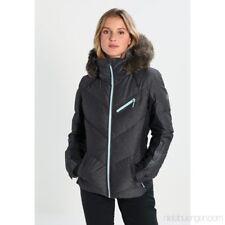 Roxy Snowstorm Insulated Jacket 2018 Women true black Size SRRP £ 309.99