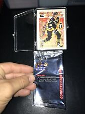 1996-97 Topps Super Skills Competition Hockey Complete Set