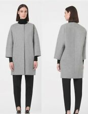 COS wool coat gray 34 XS FW 14/15