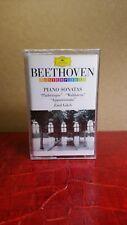 Deutsche Grammophon : BEETHOVEN - PIANO SONATAS : Emil Gilels : NEW & SEALED
