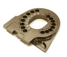 Integy Aluminum Motor Mounting Plate : Traxxas TRX-4 C28082GUN