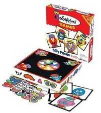 """COLORFORMS GAMES """"Silly Faces Stick-On Game""""---NEW, FACTORY SEALED!!"""