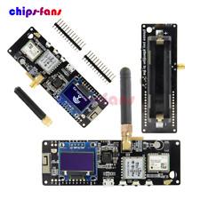 T-Beam ESP32 433/868/915/923Mhz WiFi Bluetooth Module ESP32 GPS NEO-6M+OLED
