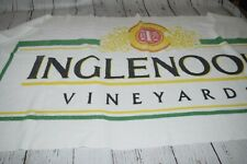 "Vintage Inglenook Vineyards 1879 Wine Winery 60"" x 28"" Beach Towel Professional"