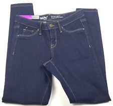 "Mossimo Women Sz 2 Dark Wash Jegging Denim Jeans Super Stretch Pants NWT 28"" Ins"