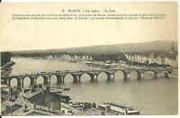 CPA 71- Mâcon - La Saône - Le Pont