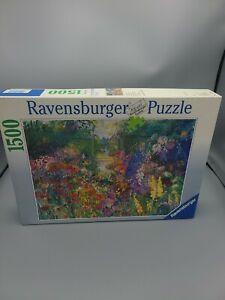 Ravensburger 1500 Piece Sommergarten Jigsaw Puzzle Helen