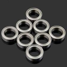 RC AXA1230 Metal Bearing 10*15*4mm 8P For Axial 1:10 SCX10 Jeep Wrangler 90028