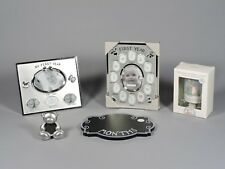 Baby's First Year Silver Frames, Ceramic Night Light and More
