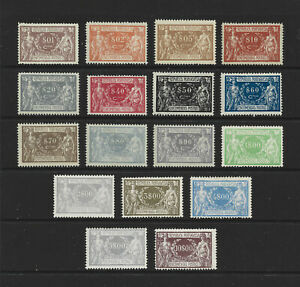 [Portugal 1920/1922  Parcel Post stamps - BOB] Trade and Industry Cpt MLH set