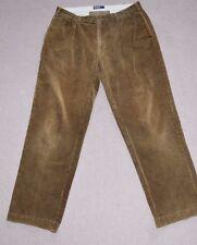 Ralph Lauren Corduroy Trousers Polo Cords Jeans W36 L30