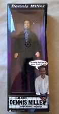 "Dennis Miller Talking 12"" Figure Doll - New in Package - Sealed"