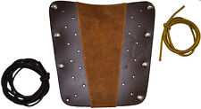 Arm Guard Traditional Archery 7 Hooks Leather